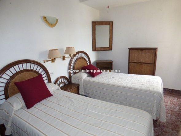 Dormitorio doble Inmobiliaria Belen Quiroga