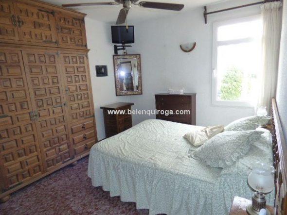 Dormitorio matrimonio Inmobiliaria Belen Quiroga