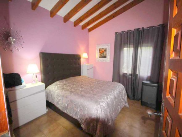Dormitorio principal Atina Inmobiliaria