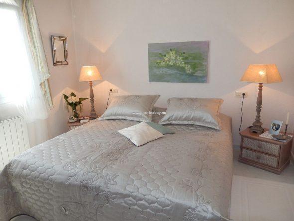 Dormitorio Principal CHA0723 Marina Bay Homes