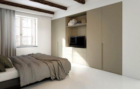 Estateria y armario de Carpintería Fusta Benissa
