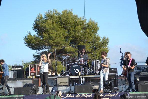 Gran Quivira en el escenario