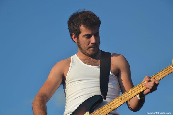 Guitarrista de La M.O.D.A