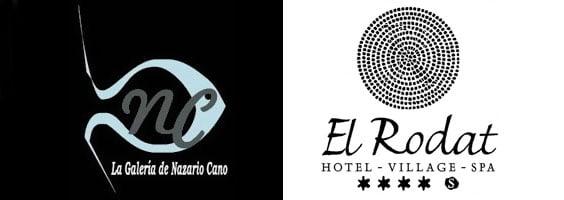 La Galería de Nazario Cano en el Hotel El Rodat