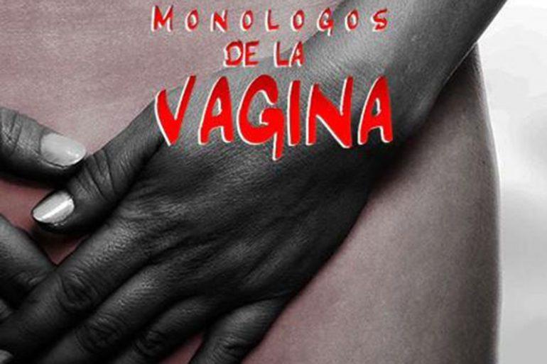 Cartel de la obra Monólogos de la vagina