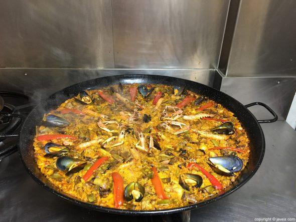 Paella Ca Tomaca