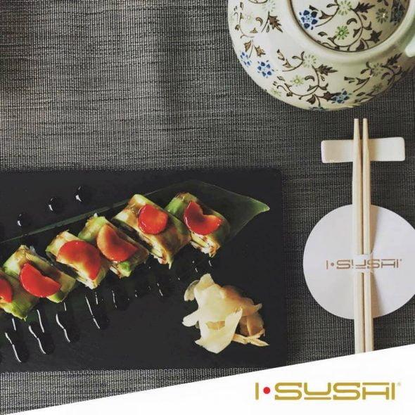 Plato de Sushi I-Sushi Javea