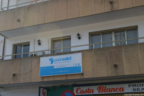Podosalut balcón