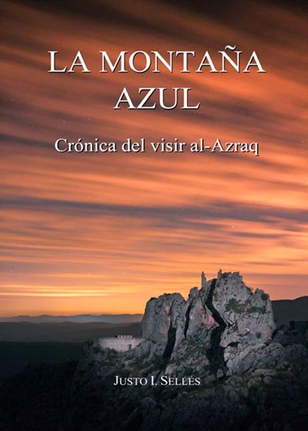 Portada del libro  La montaña azul