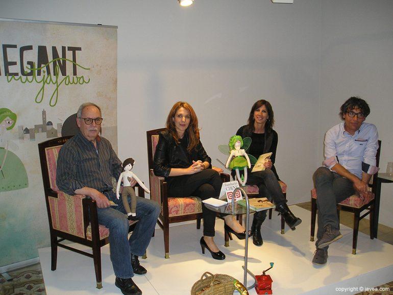 """Presentación del cuento """"El Gegant Mitjafava"""" en la Fundación CIRNE"""