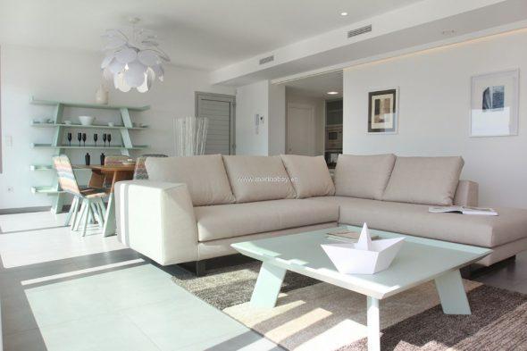 Sala de estar - CHA0667 MarinaBay Homes