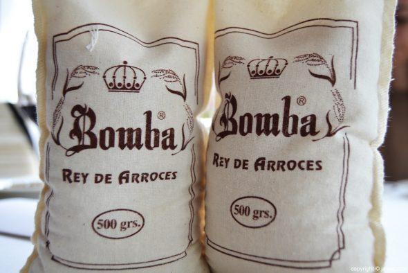 Semana del Arroz en La Galería del Hotel El Rodat - Arroz bomba