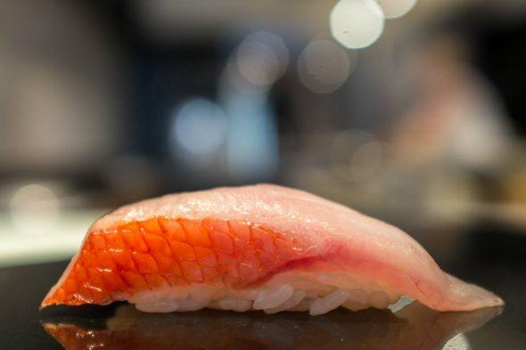 Sushi variado I-Sushi Javea