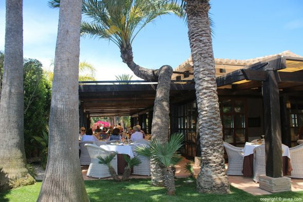 Terraza Restaurante Masena