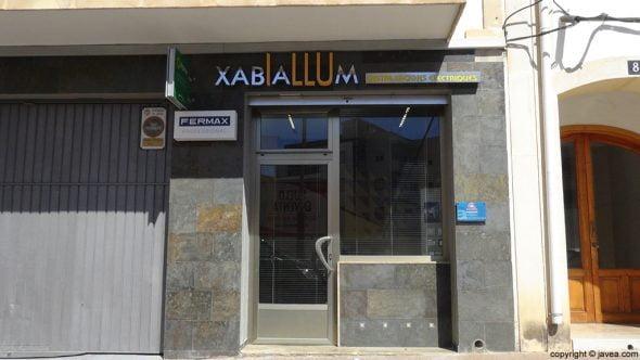 Tienda Xàbiallum