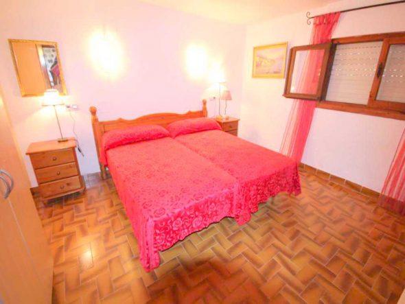 Una de las habitaciones Atina Inmobiliaria