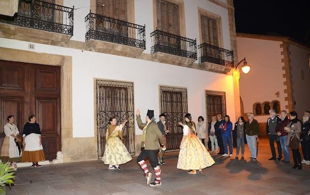 Bailes tradicionales de la Ruta Vivencias del Siglo XIX Xábia