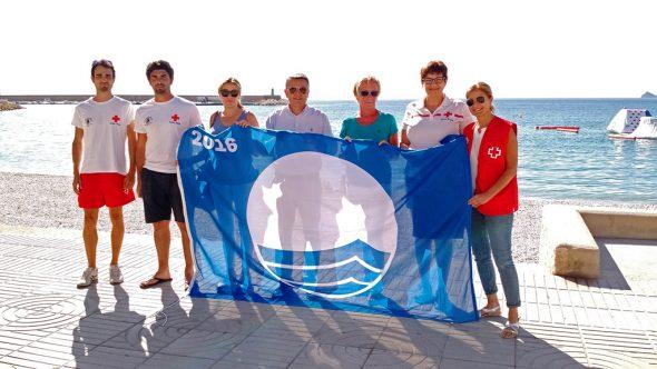 Banderas azules Xàbia