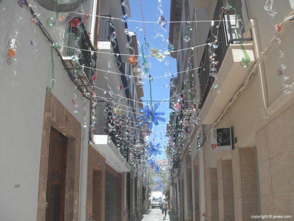 Calle del Tosal de Baix premio a la mejor engaladada