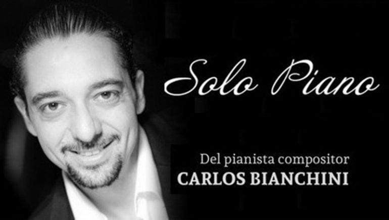 Carlos Bianchini pianista
