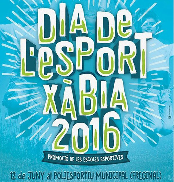 Cartel del Día de l'Esport