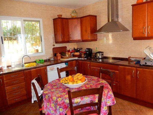 Cocina de la casa CHA0744 Marina Bay Homes