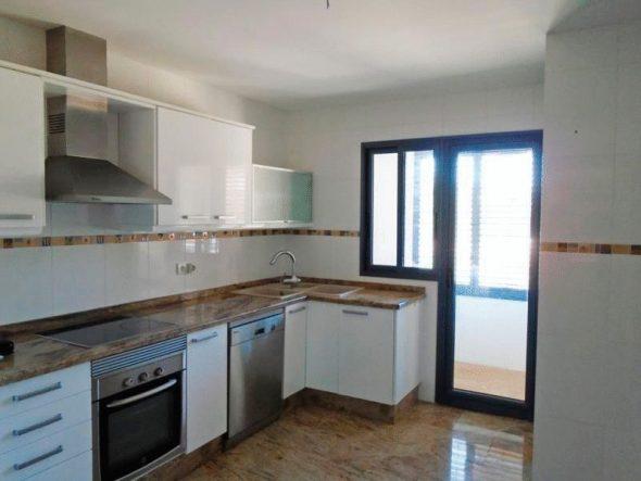 Cocina del apartamento Casa-Nova-Villas