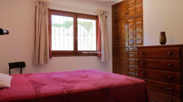 Dormitorio de la casa CHA0761 MarinaBay Homes