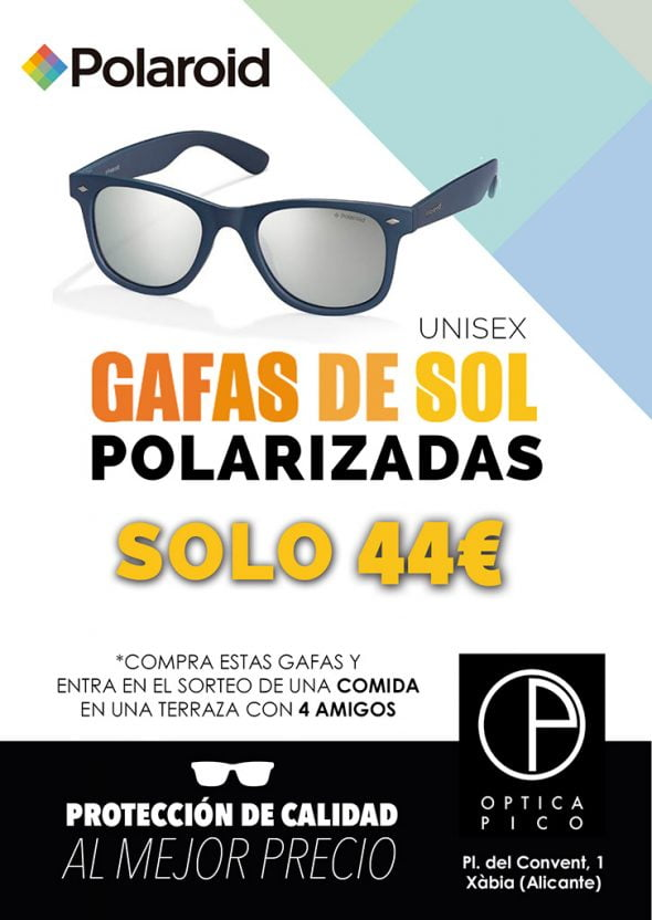 Gafas UNISEX Óptica Picó