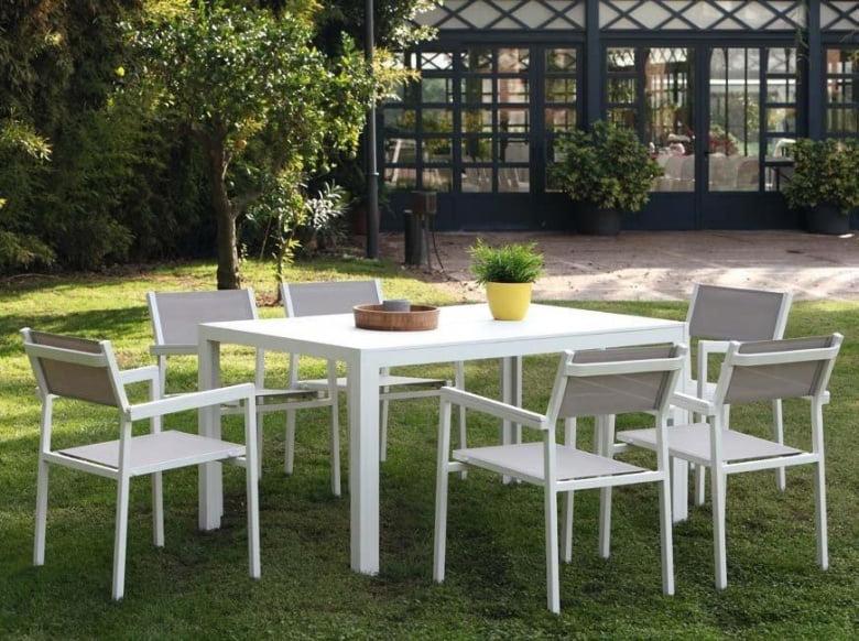 Mesa y sillas exterior muebles martinez j for Mesa y sillas exterior