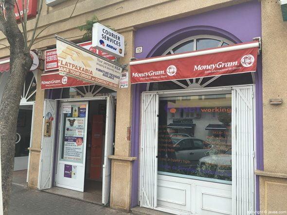 Networking tienda