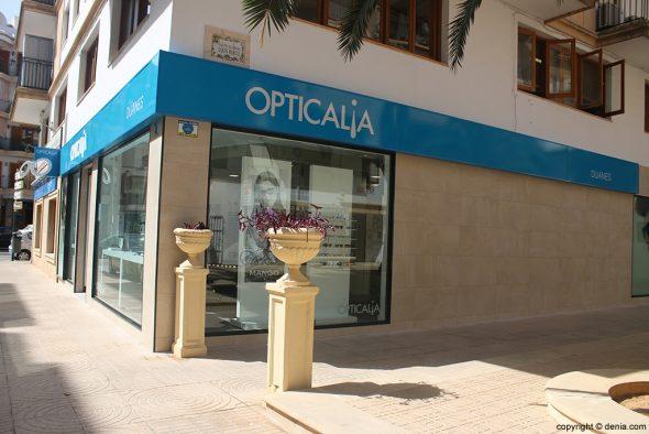 Opticalia Duanes