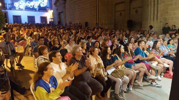 Público en la final de Dijous de Comèdia