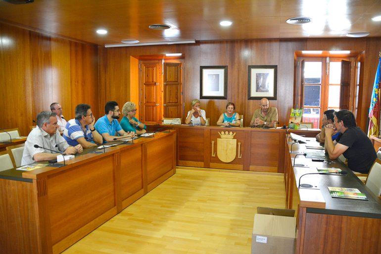 Reunión informativa sobre el mosquito tigre