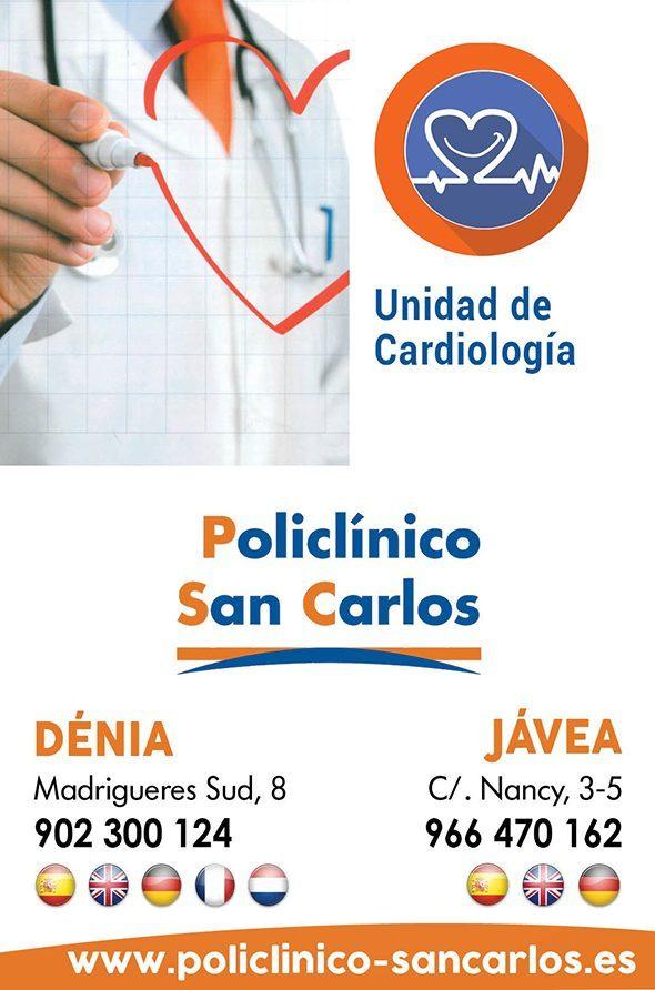 unidad de cardiologia san carlos