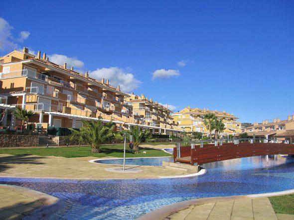 Urbanización Javea Houses