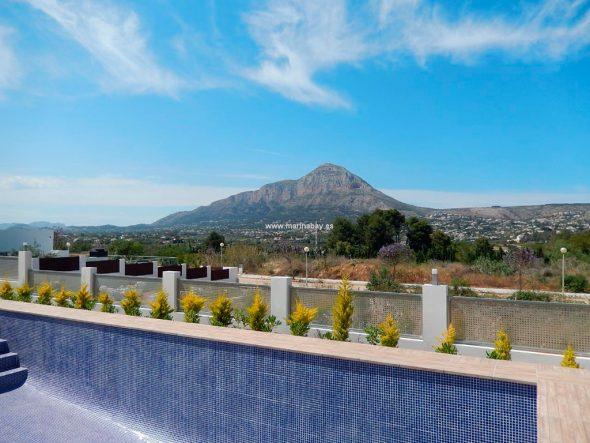Vista  a la montaña CHA0759 MarinaBay Homes