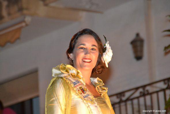 Abanderada Cristiana Carmen Torres