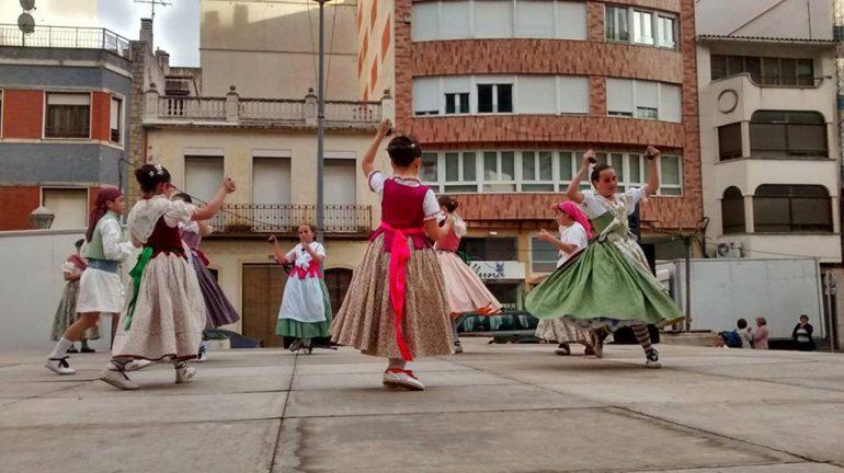 Actuación del grup Morro Falquí