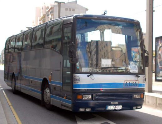 Autobus de Alsa