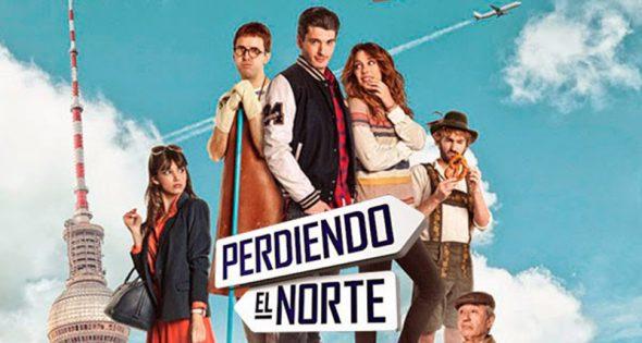 Cartel de la película Perdiendo el Norte