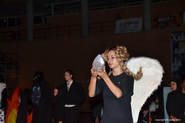 Desfile de un Ángel