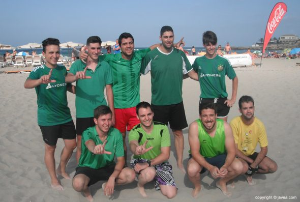 Equipo Cinergetic Team