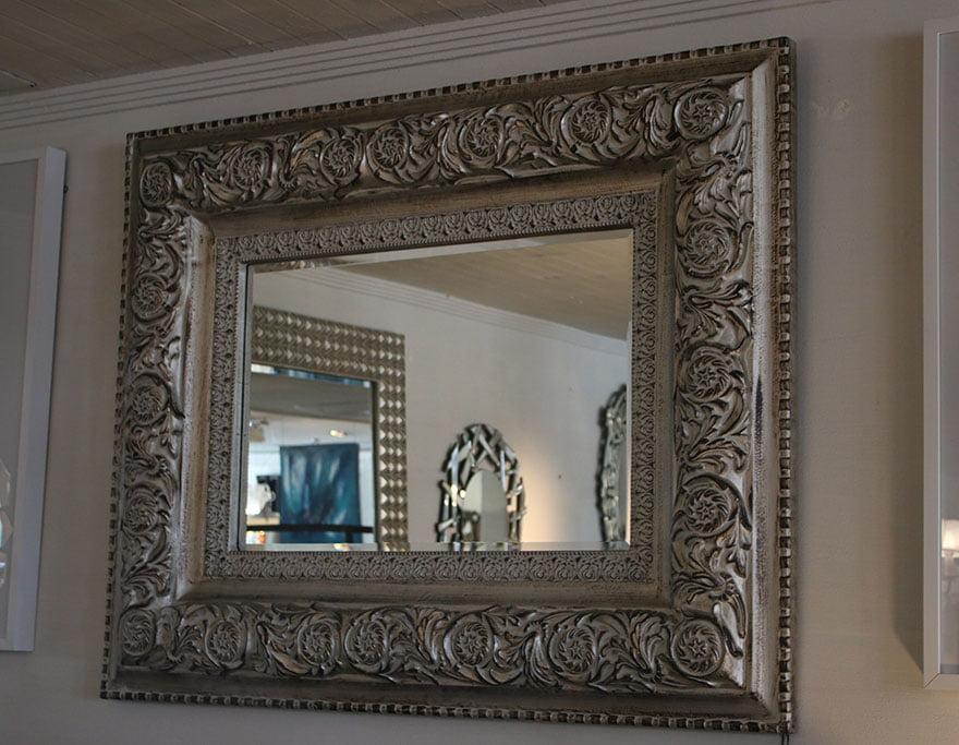 Espejo con marco estudio decor j x - Espejos con marco ...