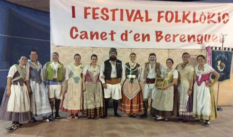 Grup de danses Morro Falquí