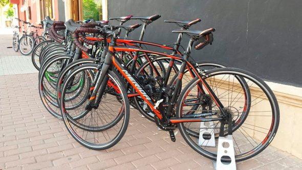 Gurugú Bicicletas alquiler