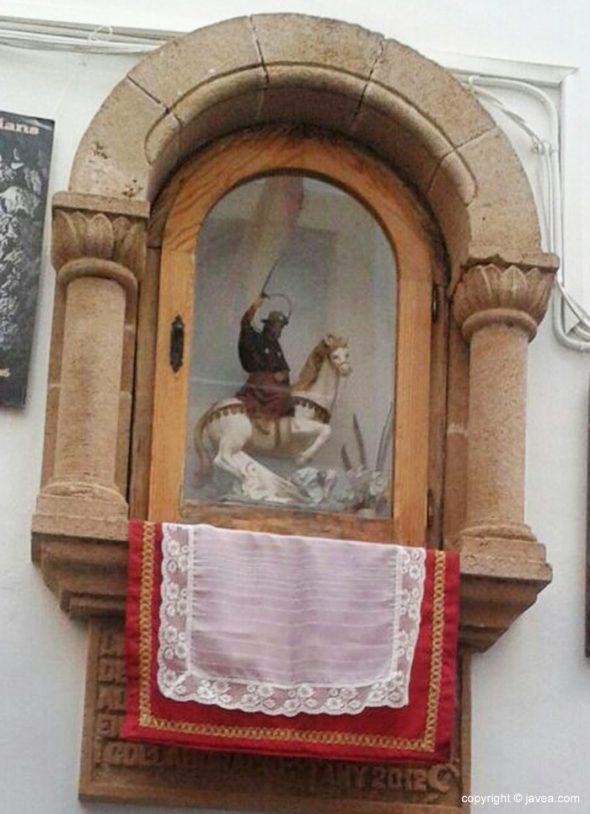 Hornacina de Sant Jaume