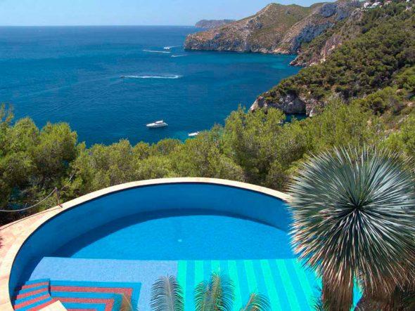 Increíble piscina Atina Inmobiliaria