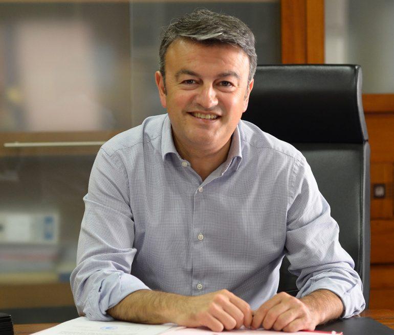 José Chulvi, alcalde de Xàbia