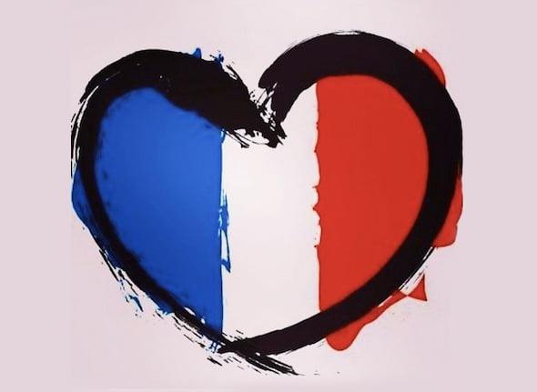Luto por los atentados de Niza